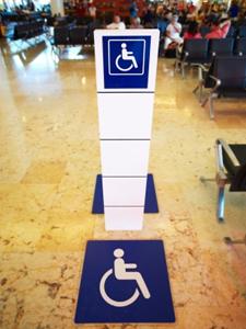 Különleges igények a repülőút alatt