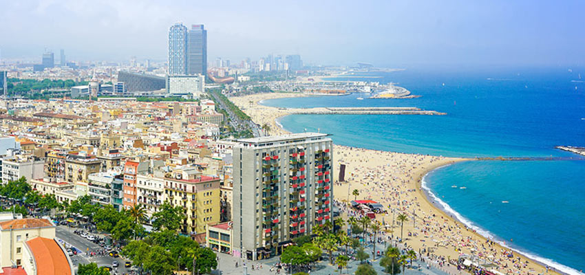 Barcelona, Spanyolország