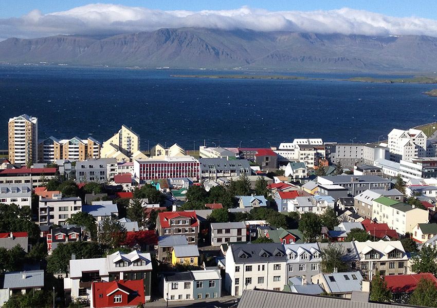 Reykjavík – Top 5 észak-európai város