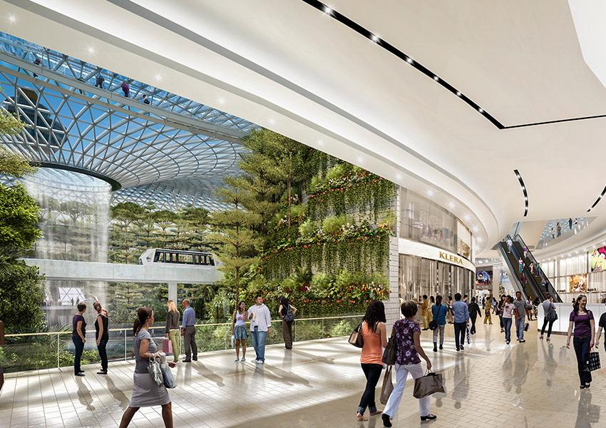 Szingapúr – Changi repülőtér