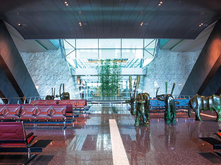Dohai repülőtér ismertető - repterek a nagyvilágban
