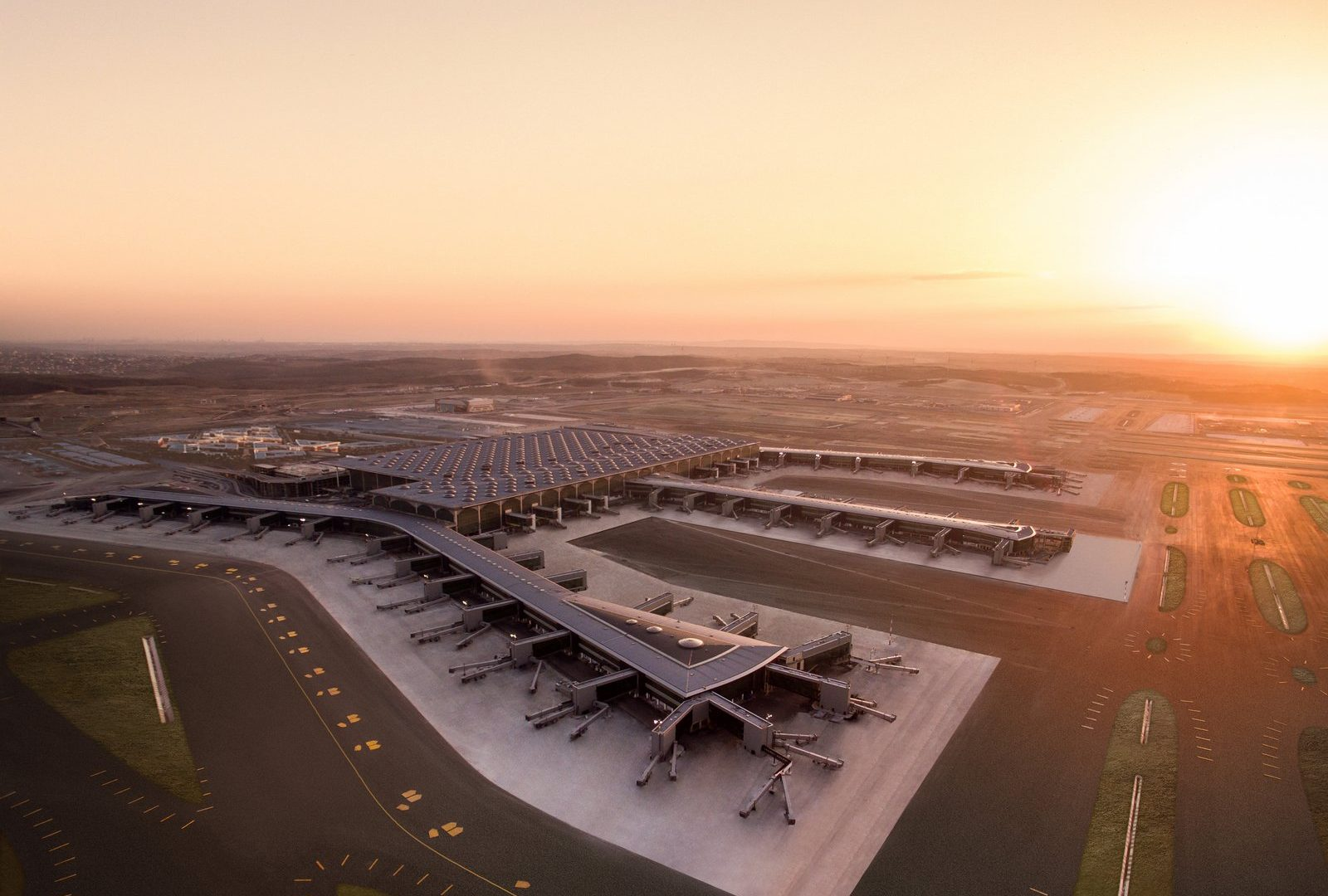 Repterek a nagyvilágban: Isztambul repülőtér