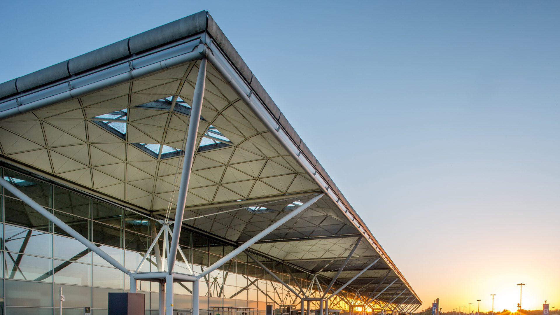 Repterek a nagyvilágban – London-Stansted repülőtér