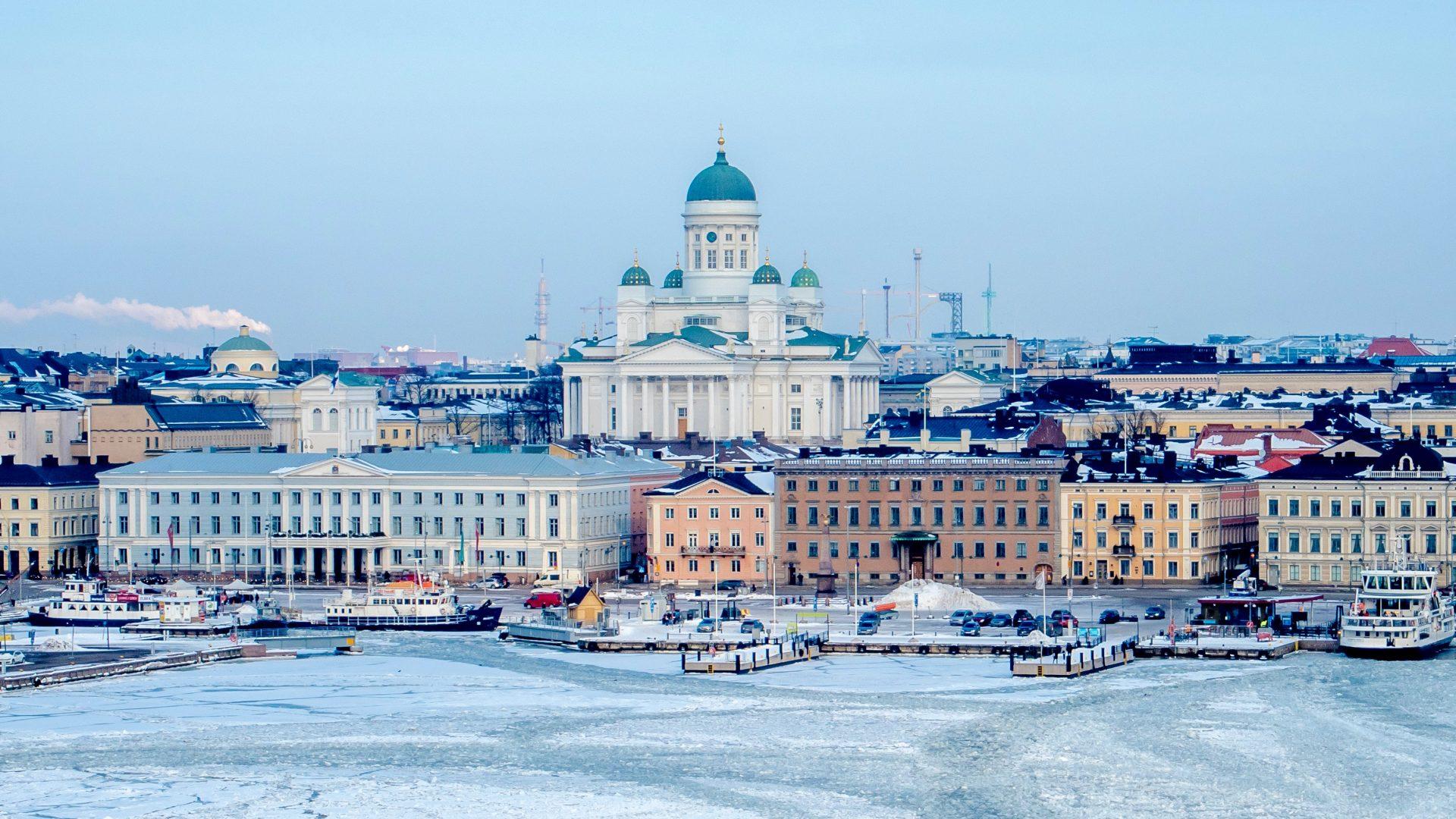 Repterek a nagyvilágban: Helsinki