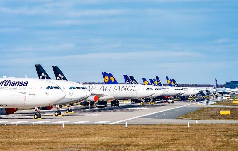 Koronavírus-helyzet a légiközlekedés szereplőinél – II. rész: Lufthansa-csoport